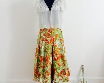Tart pleated skirt