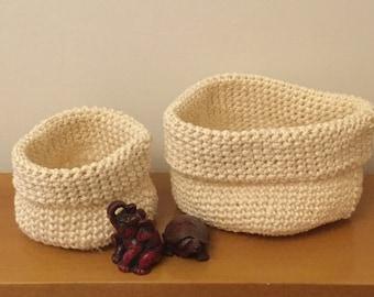 Torque of multi-purpose baskets
