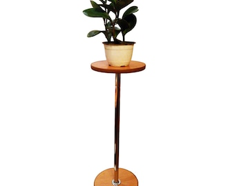 "Free ship! Plant Stand ""Leman"" . Flower stand - Indoor plant stands - Plant holder - Plant table - Stand for flowers - Flower shelf - Shelf"