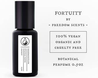 Fortuity - Organic, Vegan, Cruelty Free Botanical Perfume