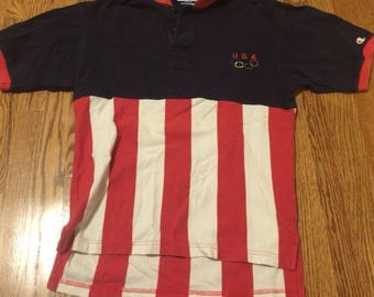 Vintage 1996 olympic champion polo