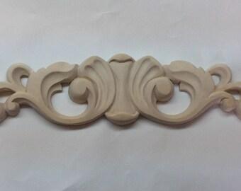 Wood sculpture, element