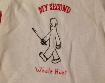 My Second Whale Hunt