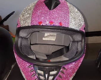 Crystal helmets