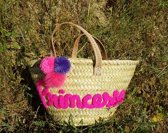 Totes / beach with customizable handles PM bag