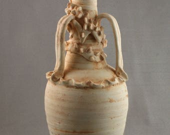 Chinese ceramic amphora excavated