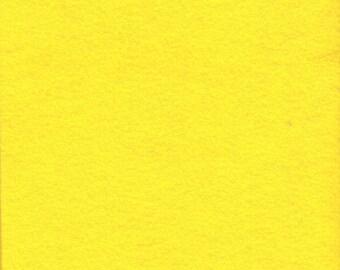 Yellow Felt Squares