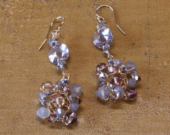 Handmade Dainty Jewelry Earrings
