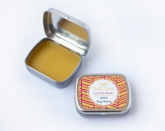 Soft Touch Sauce Cuticle Balm