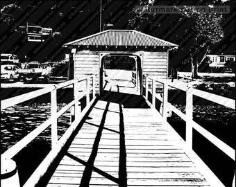 Palm Beach - Ferry Wharf