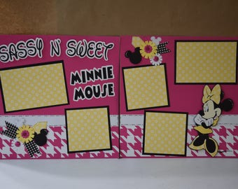 Sweet & Sassy Minnie Mouse