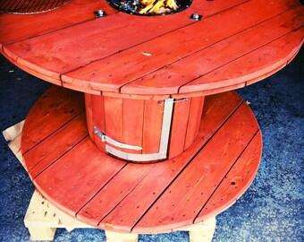 Multifunctional wooden