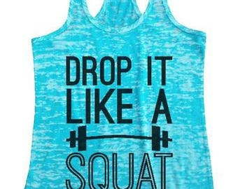 Women's Work Out Tank, Motivational Fitness, Fitness Tank, Funny Sayings