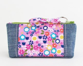Small Zip Top Bag with Zipper Pull | Zipper Pouch for Makeup Cosmetics Tampons Pens or Storing Other Smaller Items