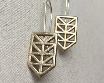 Truss Drop earrings