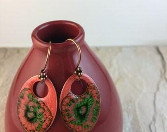Pebeo Earring and pendant set