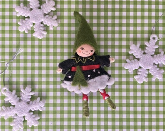 Christmas Eve Pin