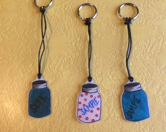 Sample in a Jar Key Chains/Phish