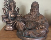 Bronze Chewbacca Buddha Chewbuddha wookie Statue original  Sculpt and cast