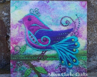 Pretty Bird Canvas Print