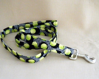 Tennis Balls - Dog Leash