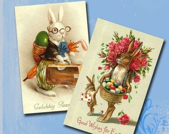 Easter Collage Sheet 2