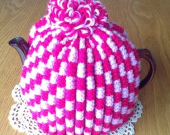 Tea Cosy | Knitted Teacosy