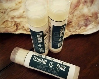 Coconut Luscious Lip Balm