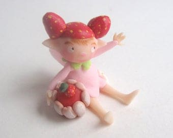 tiny strawberry charlotte fairy