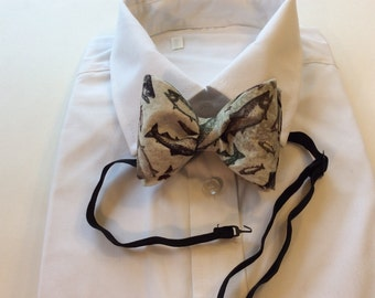 Fish Bow Tie