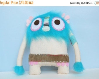 35% SALE Didi The Tribal Plush / Stuffed Toy