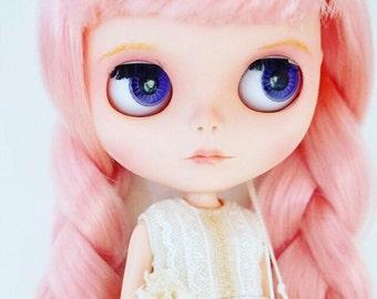 """Custom Blythe Doll OOAK """"Fleur"""" ~  by Jenny Lee of JennyLovesBenny"""