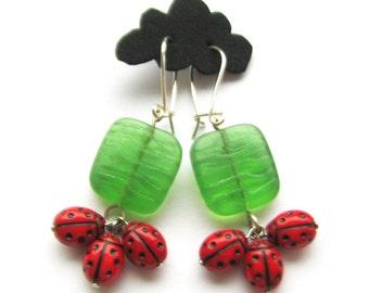 Ladybugs XII