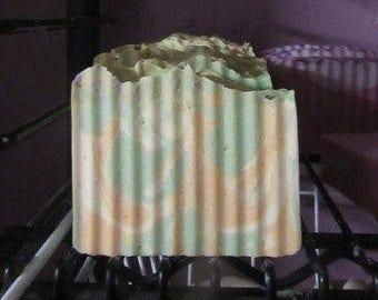 100% Goat Milk Soap Autumn Fig -cold process