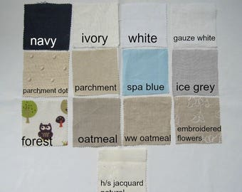 Joy1 Fabric Samples by NikkiDesigns, Linen