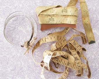 Numbers Numbers...3 Terrific Vintage Measuring Tapes