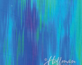 """Hoffman digitally printed """"Aquarius"""""""