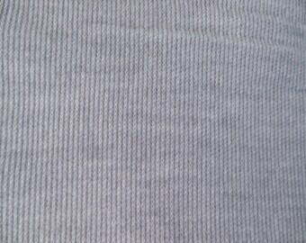 Light Gray, Lightweight Knit Fabric - Destash
