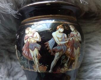 Rare Vintage Anapal by Anastasios T. Chanel Perfume Vessel Handmade From Santorini