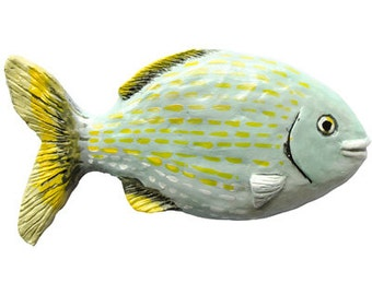 Fish wall hanging - Porgy Salema
