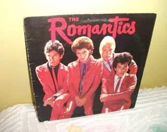The Romantics Vinyl Record Album NEAR MINT condition