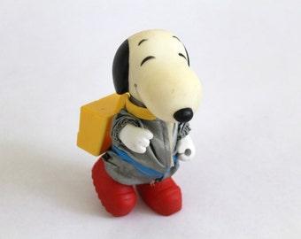 Rare Peanuts Snoopy Astronaut