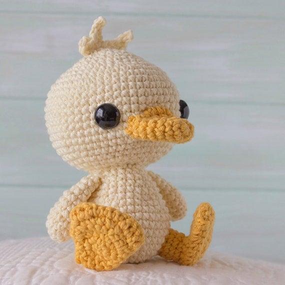 Amigurumi Baby Duck : Amigurumi Baby Duck Pattern