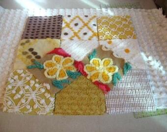 Pretty Brown & Golden Yellow Set