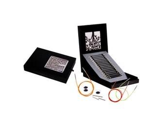 KnitPro Karbonz Interchangeable Circular Needle Set