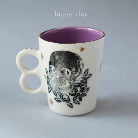 TCB handmade mug