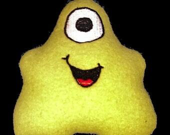 Slime Monster Plushie Stuffed Softie