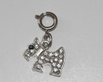 SCOTTISH TERRIER  Dog Zipper Pull - Scotty