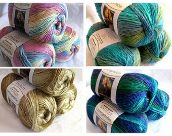 Red Heart Boutique Unforgettable Yarn - 9 Color Choices - 1 Skein E793 fnt