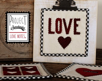 Project Sweetwater Love Notes (One time box)